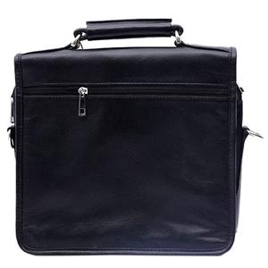 Leather Casual Shoulder Bag For Men