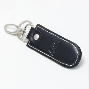 Leather Key Ring With Doghock