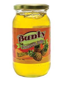 Bunty Pineapple Jelly 500 gm