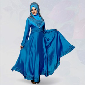 Sky Stylish Burqa