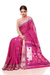 Masslice Cotton Saree