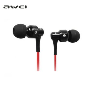 Awei ES-500i - Headphone - Black
