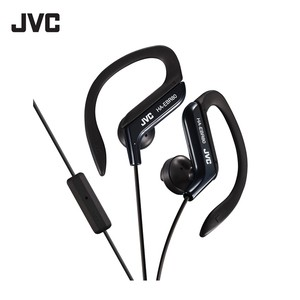 JVC Sport - HA-EBR80 - Headphone - Black