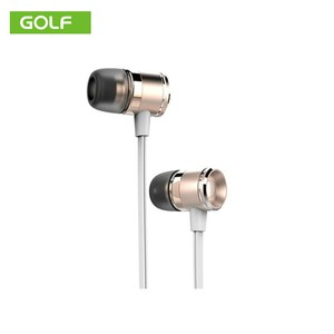 Golf Jazz M3 - Headphone - Gold