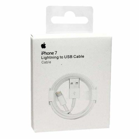 Original Iphone 7 Lightning to usb cable