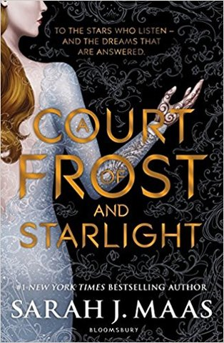 A Court of Frost and Starlight ( Paperback )