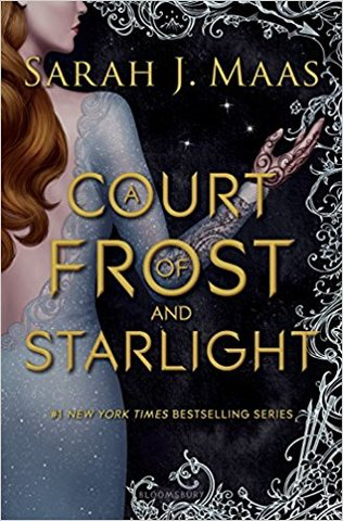 A Court of Frost and Starlight ( Hardcover )