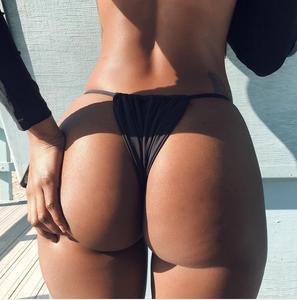 Lovebite Women Hot Brazilian Cheeky Bikini Bottom Thong