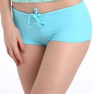 Lovebite Swimwear Female Boxer Swimming Trunks Shorts