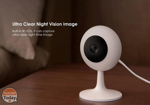 XIAOMI CHUANGMI 720P Smart Camera IR