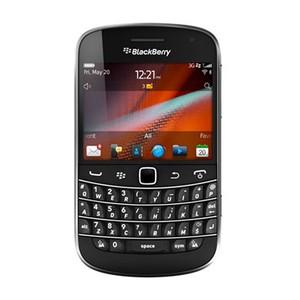 BlackBerry Bold - 9900 - Touch & Type - Black