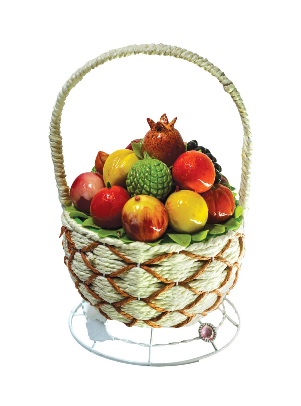 Fruits Basket Showpiece