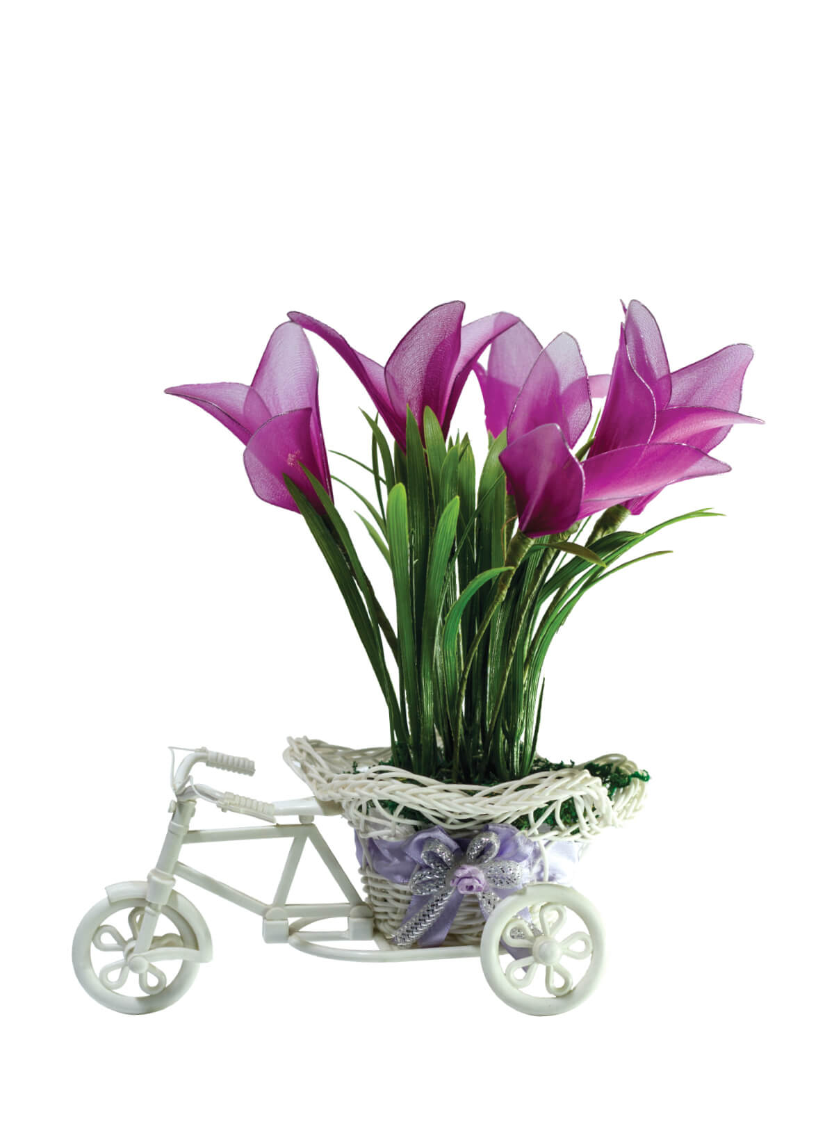 Net Tulip Van Showpiece