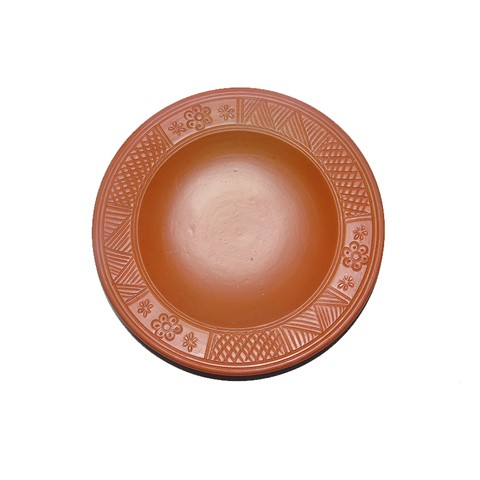 Clay Design Plate