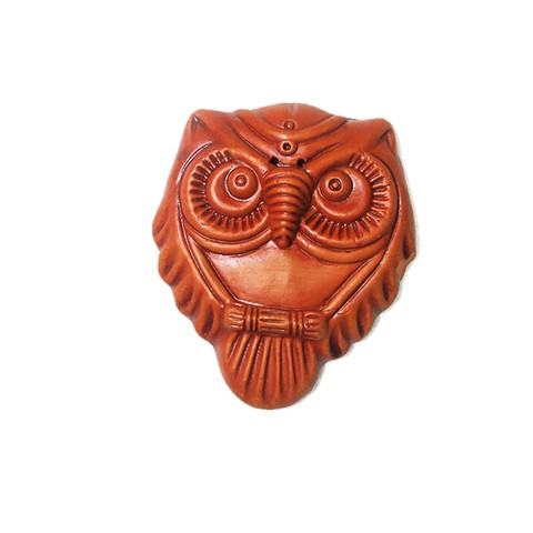 Clay Owl Mouth