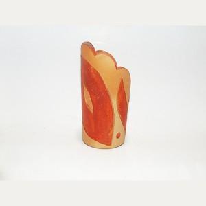 Clay Flower Pen Holder
