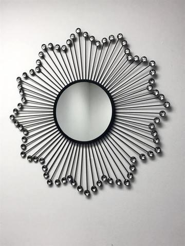 Celebration Decorative Starburst Mirror