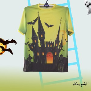 Halloween Sublimation T-shirt