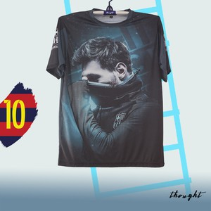 Messi Sublimation T-shirt
