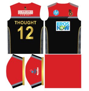 RCB Jersey 2018