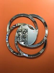 Seamless Circular Mirror