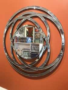 Circular Decorative Mirror