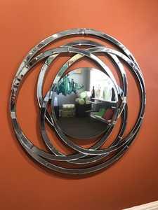 Circular Decorative Mirror