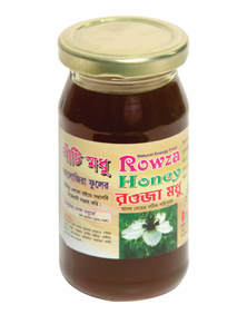 Rowza Black Seed Honey 250 gm