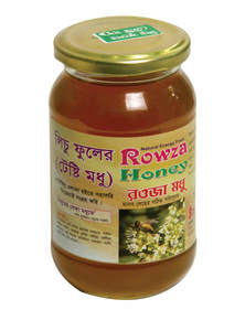Rowza Litchi Flower Honey 500 gm