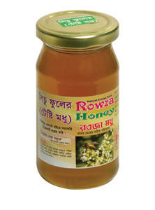 Rowza Litchi Flower Honey 250 gm
