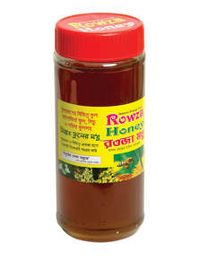 Rowza Mixed Flower Honey 1 Kg