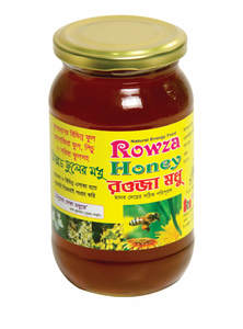 Rowza Mixed Flower Honey 500 gm