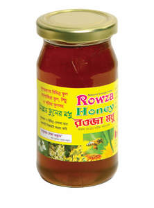 Rowza Mixed Flower Honey 250 gm