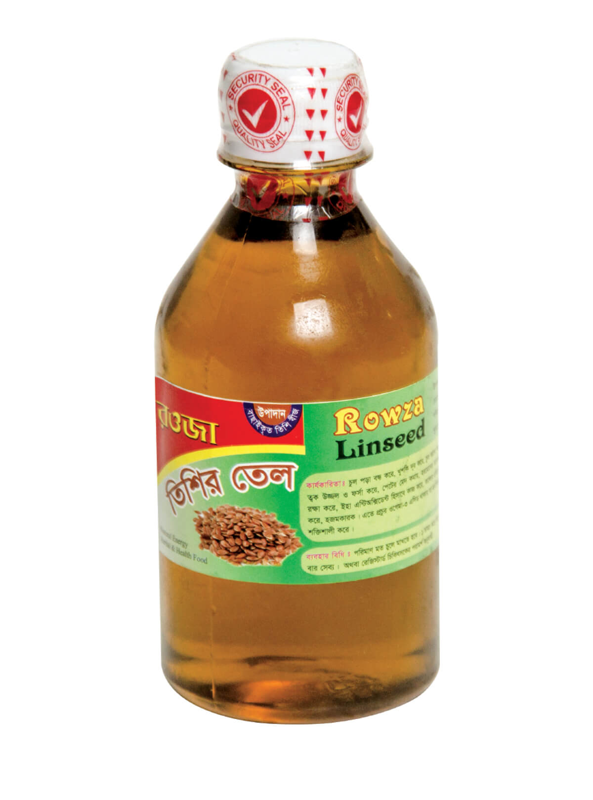 Rowza Linseed Oil 250 ml
