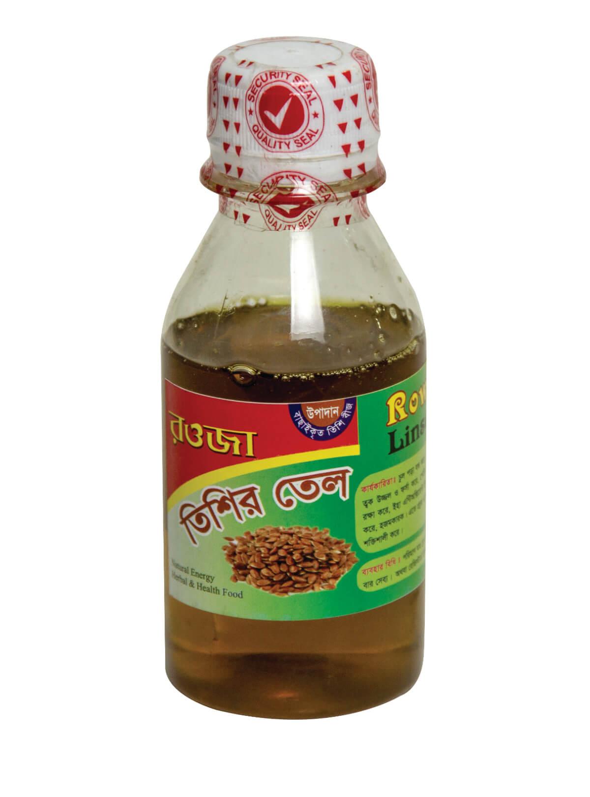 Rowza Linseed Oil 100 ml