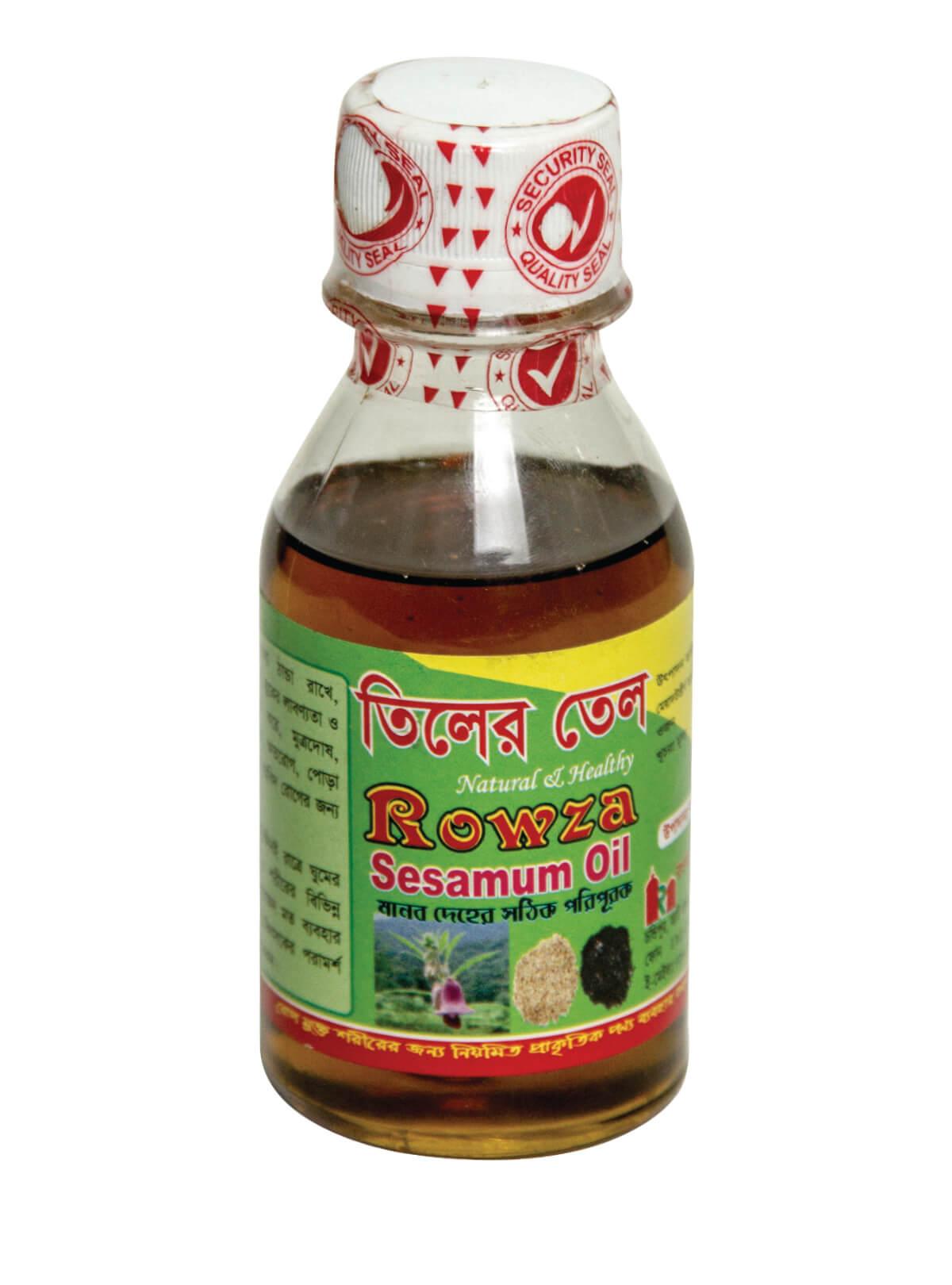 Rowza Sesame Oil 100 ml