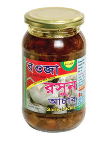 Rowza Garlic Pickle 400 gm
