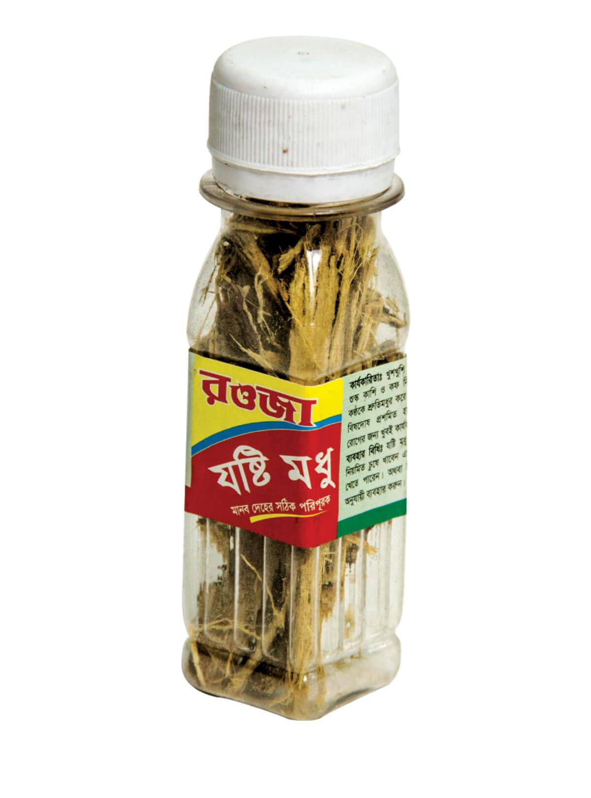 Rowza Rod Honey (Joshti Modhu) 25 gm