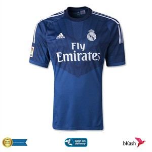 Real Madrid Goalkeeper Jersey 14/15