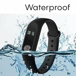 Bingo M2 Waterproof Smart Fitness Band