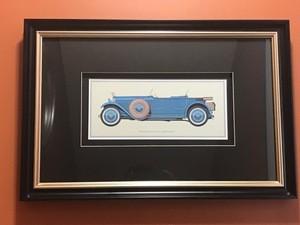 Hispano Suiza 1926 Classic Car