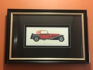 Alfa Romeo 1930 Classic Car