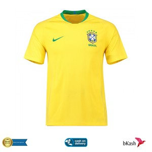 Brazil Home jersey 18