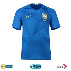 Brazil Away jersey 18