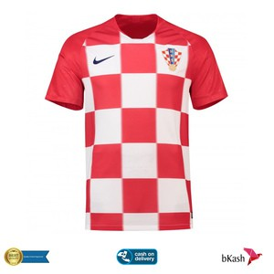 Croatia Home jersey 2018