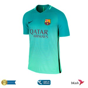 Barcelona Third Jersey 16/17