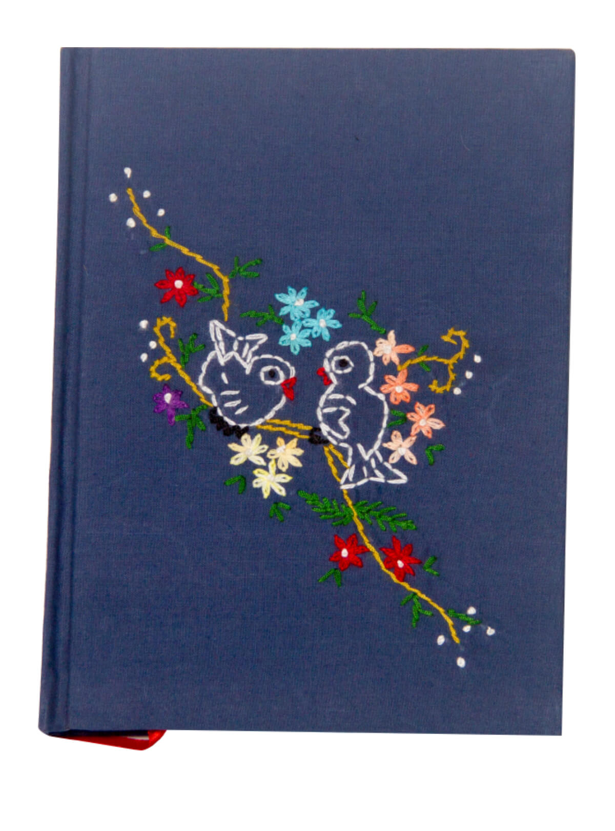 Denim Blue Notebook