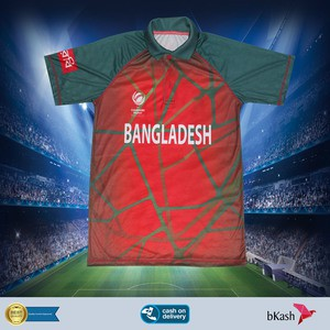 Bangladesh Champion trophy Jersey Red