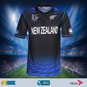 New Zealand T20 World Cup jersey 15