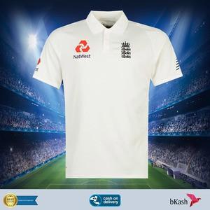 England Test Jersey 17
